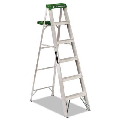 Louisville AS4006 Aluminum Step Ladder