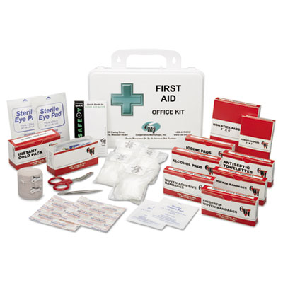 AbilityOne 4338399 SKILCRAFT First Aid Kit - Office