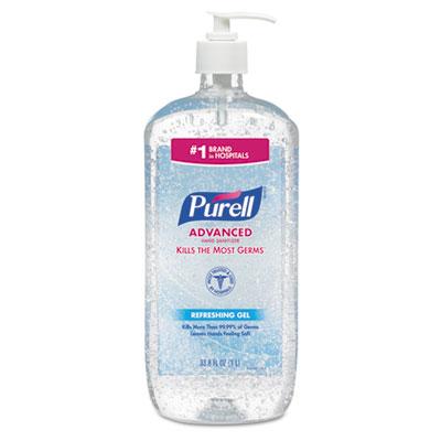 Hand Sanitizer Purell Advanced Hand Rub 354 Ml Hansler Smith