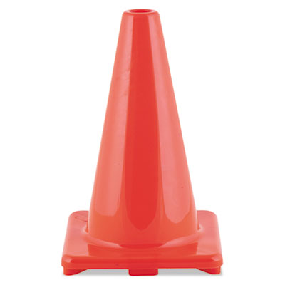 Champion Sports C12OR Hi-Visibility Vinyl Cones