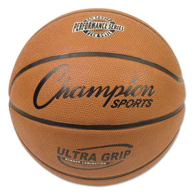 Champion Sports BX7 Rubber Sports Ball