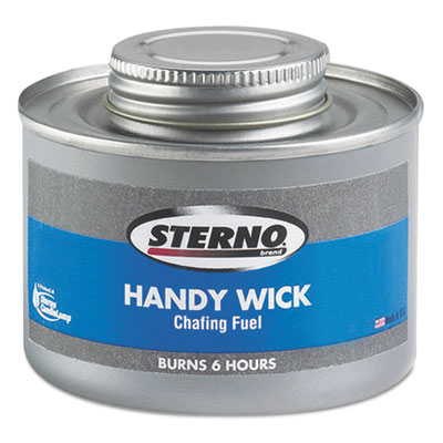 Sterno 10110 Handy Wick Chafing Fuel