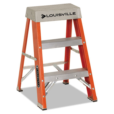Louisville FS1502 Fiberglass Heavy Duty Step Ladder