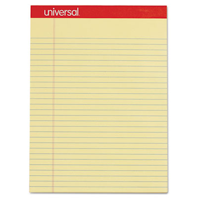 Universal 10630 Economy Ruled Writing Pads