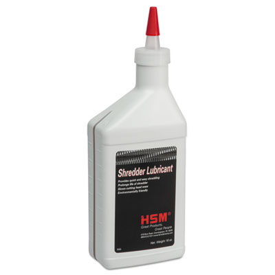HSM 314 of America Shredder Oil