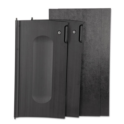 Rubbermaid 9T85BLA Commercial Locking Cabinet Door Kit