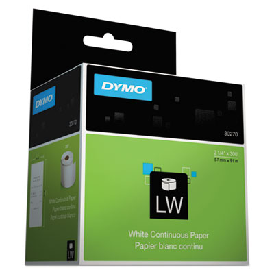 DYMO 30270 LabelWriter Continuous-Roll Receipt Paper