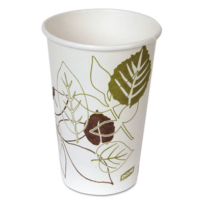 Dixie 2346PATHPK Pathways Paper Hot Cups