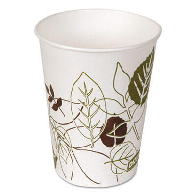 Dixie 9PPATHPK Pathways Polycoated Paper Cold Cups