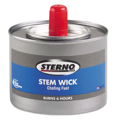 Sterno 10102 Stem Wick Chafing Fuel