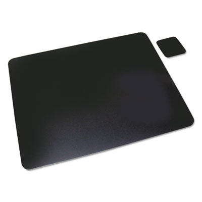 Artistic 2036LE Leather Desk Pad with Coaster