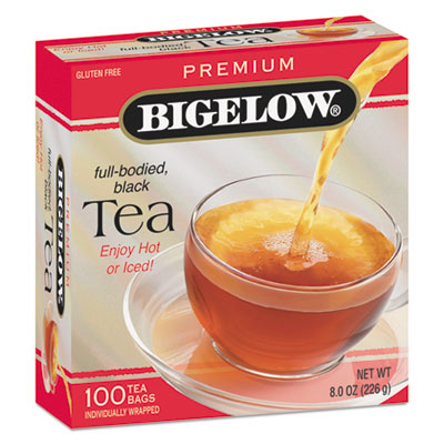 Bigelow 00351 Single Flavor Tea Bags