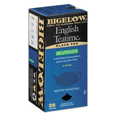 Bigelow 10357 Single Flavor Tea Bags