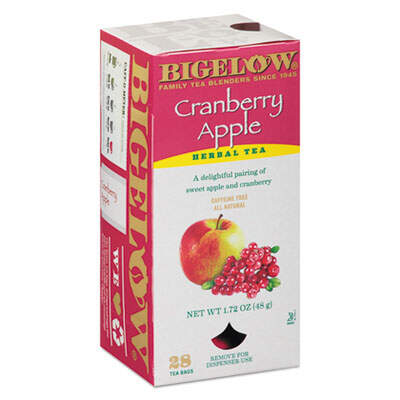 Bigelow 10400 Single Flavor Tea Bags