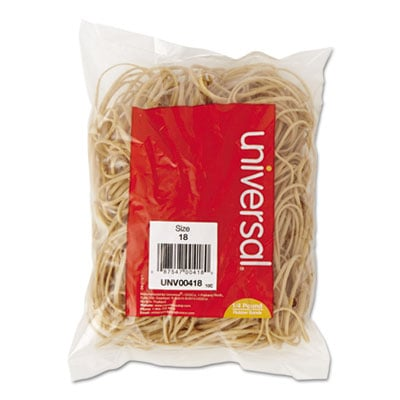 Universal Office Products 00418 Universal Rubber Bands