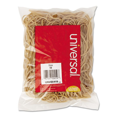 Universal Office Products 00419 Universal Rubber Bands