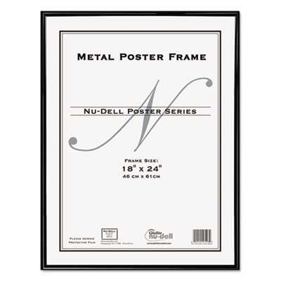 Nu-Dell 31222 NuDell Metal Poster Frame