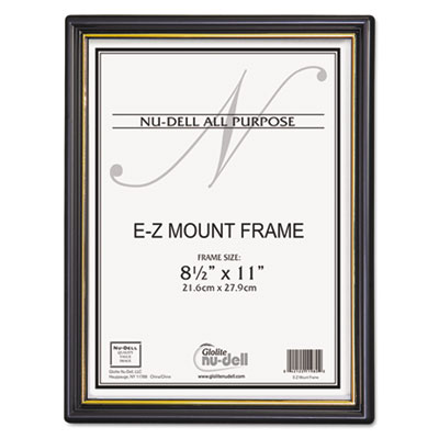 Nu-Dell 11818 NuDell EZ Mount Document Frame