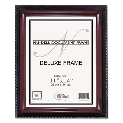 Nu-Dell 17403 NuDell Executive Document Certificate Frame