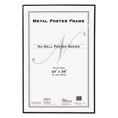 Nu-Dell 31242 NuDell Metal Poster Frame