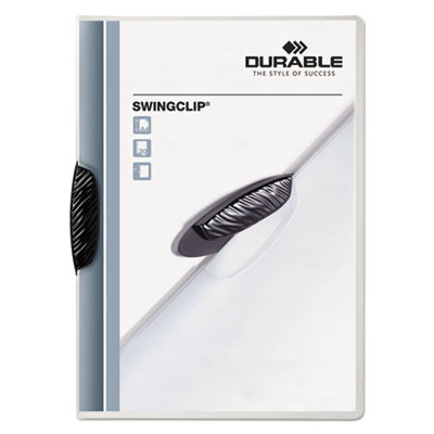 Durable 226301 Swingclip Clear Report Cover