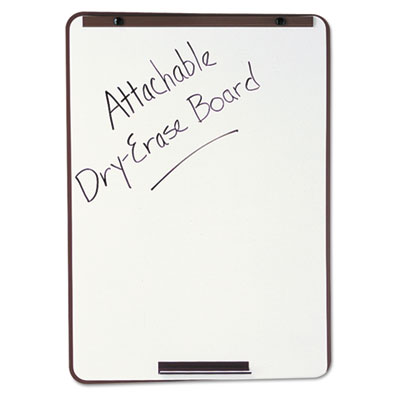 Quartet 21E7 Oval Office Attachable Dry Erase Board