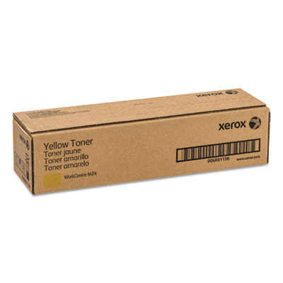 Xerox 006R01156 Yellow Toner Cartridge