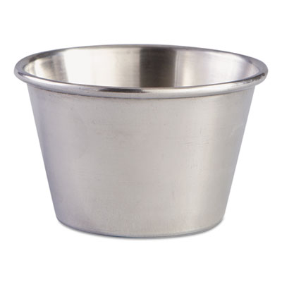 Adcraft OYC1PKG Stainless Steel Sauce Cups