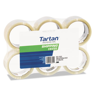 3M 37106PK Tartan 3710 Packaging Tape