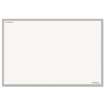 AT-A-GLANCE AW401028 WallMates Self-Adhesive Dry Erase Writing Surface