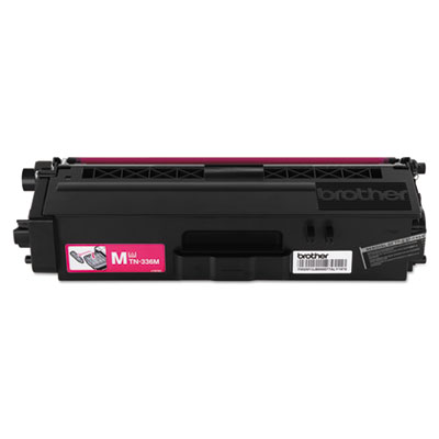 Brother TN336M Magenta Toner Cartridge