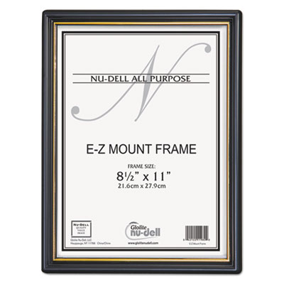 Nu-Dell 11880 NuDell EZ Mount Document Frame