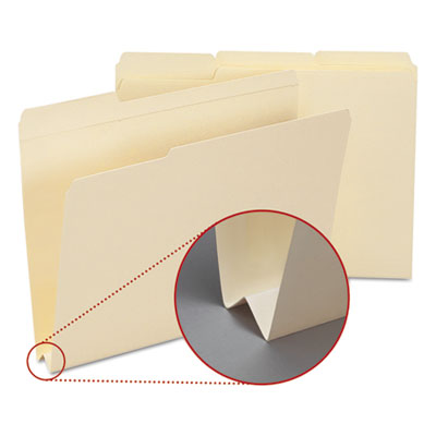 Smead Manufacturing 10405 Smead Expandable Heavyweight File Folders
