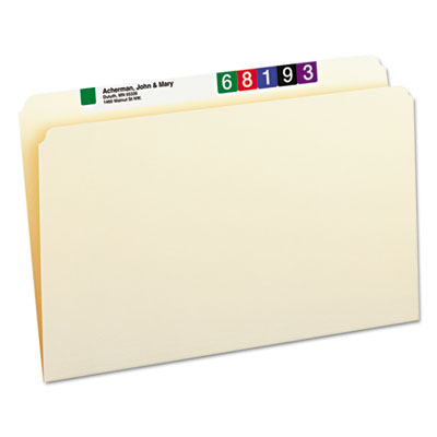 Smead 15300 Manila File Folders