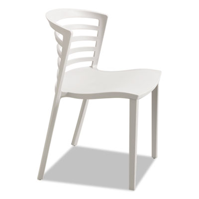 Safco 4359GR Entourage Stack Chairs