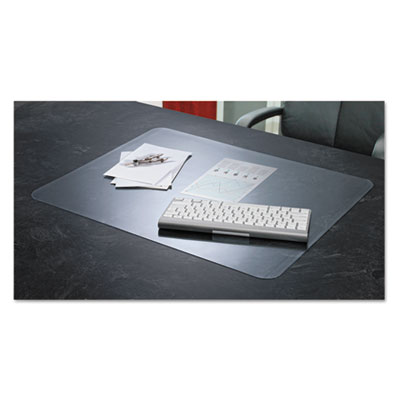 Artistic 60240MS KrystalView Desk Pad with Microban Protection
