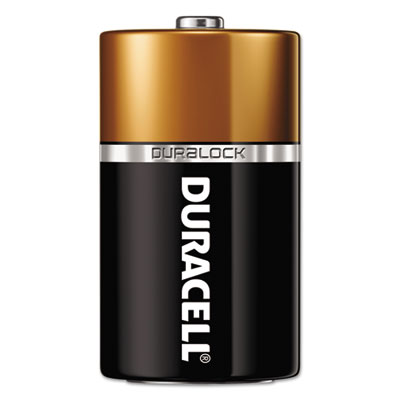 Duracell MN1300BKD CopperTop Alkaline Batteries with Duralock Power Preserve Technology