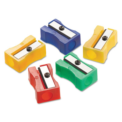 71143701a3e7 Maped Croc Croc Bunny Innovation One Hole Pencil Sharpener (Assorted  Colours) (Box of 20) HELIX 017611