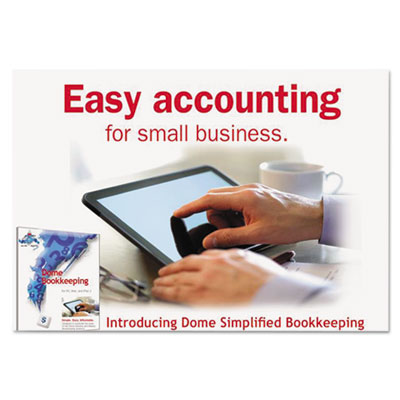 Dome 0114R Simplified Bookkeeping Software