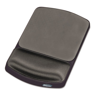 Fellowes 91741 Gel Wrist Rest And Mouse Pad