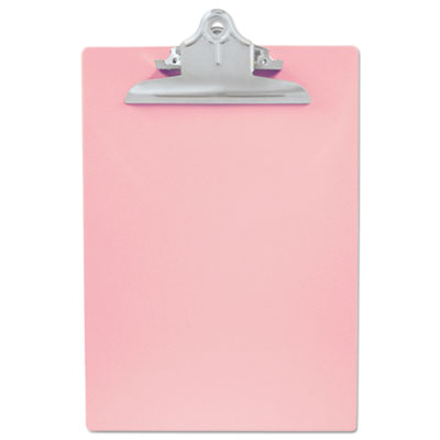Saunders 21800 Recycled Plastic Clipboard with Ruler Edge