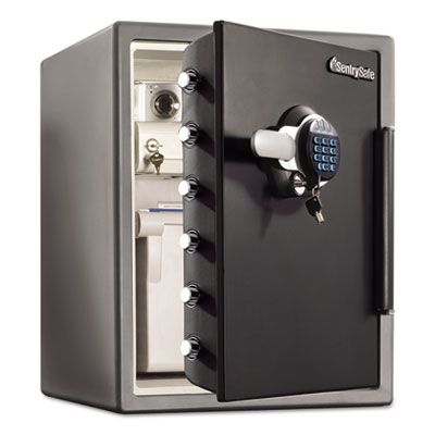 Sentry SFW205GRC Safe Electronic Water-Resistant Fire-Safe