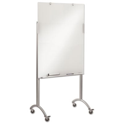 Iceberg 31100 Clarity Glass Mobile Presentation Easel