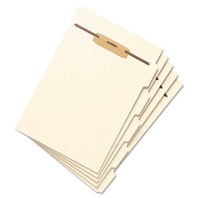 Smead 35605 Stackable Folder Dividers with Fasteners