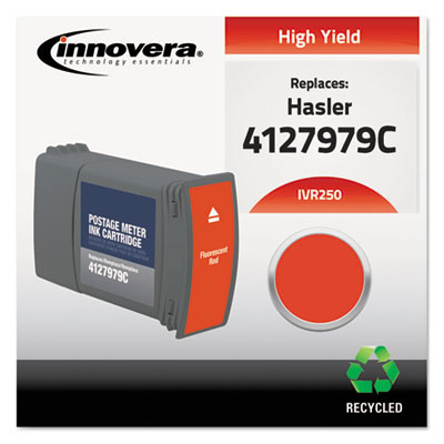 Innovera 250 Red Ink Cartridge