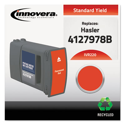 Innovera 220 Red Ink Cartridge