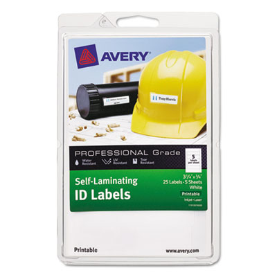 Avery 00760 Labels