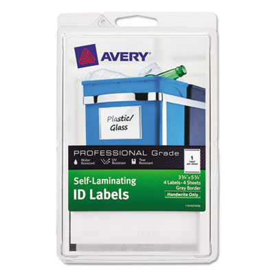 Avery 00745 Labels