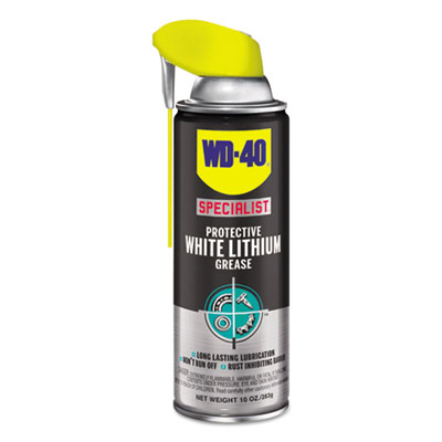 WD-40 300240 Specialist Protective White Lithium Grease