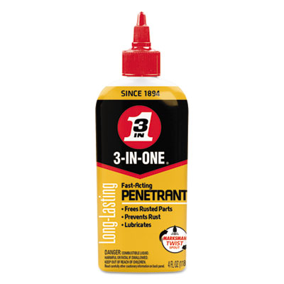 WD-40 120015 3-IN-ONE Professional High-Performance Penetrant